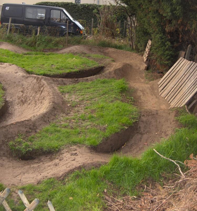 Backyard Bmx Pump Track : Pump Track  Pinkbike Forum