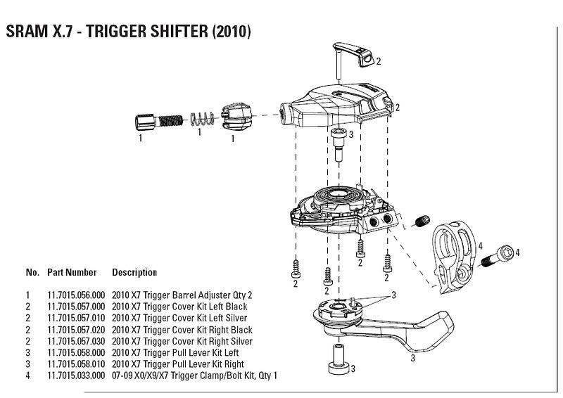 shimano sora rear derailleur manual