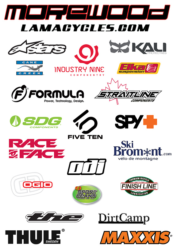 lama cycles 2010 sponsors